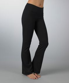 need some long black workout pants