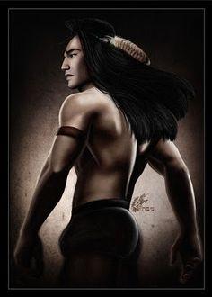 Kocoum ~ Pocahontas