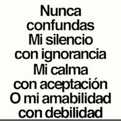 Mi silencio