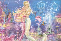 Barbie in a Mermaid Tale - barbie>>
