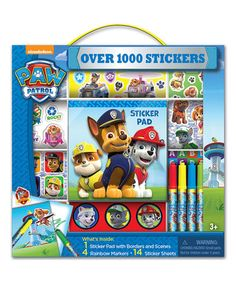 PAW Patrol Sticker Box Set The best toys for kids are ones they will play with. Both boys and girls like fun toys that make them think. In addition there are many toys great for kids of all ages. These toys are really great for toddlers to middle aged kids. This would make a great Christmas gift for boys and girls not to mention a fantastic birthday idea for boys and girls. These are great toy gift ideas for kids.