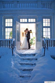 Winter Wedding - http---sorensenfoto.no-bryllupsfotograf-oslo-drammen-akershus-buskerud-