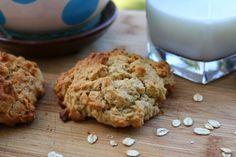 Oatmeal Peanut Butter Banana Cookie Recipe