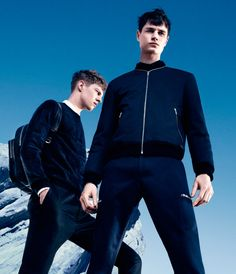 Hugo by Hugo Boss Fall/Winter 2014 Campaign » Fucking Young!