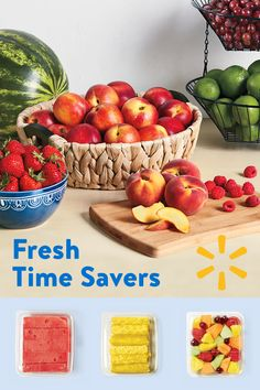 Walmart's weekly ad has everything you need to stock up on fresh fruit and save time at everyday low prices. Save Money. Live Better.