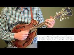 Red Haired Boy Beginner Mandolin Lesson - YouTube