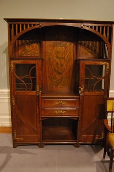 Art Nouveau And Art Deco Furniture