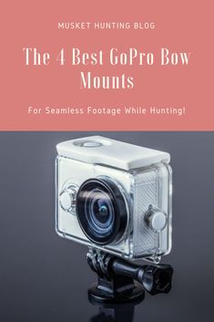 Looking for the best GoPro bow mounts to film better as you hunt? Then read on as I show you the four best choices for great footage!