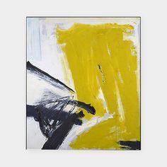 クライン:ZINC YELLOW フレーム付ポスター : MoMA STOREの通販