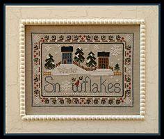 Little House Needleworks - De mère en fille