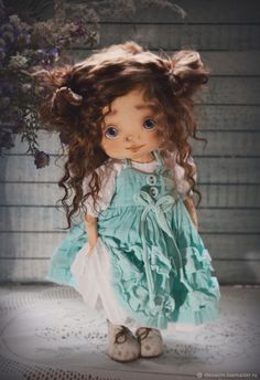 Тея - Елена Симонова (elenaSim) - Ярмарка Мастеров http://www.livemaster.ru/item/23668455-kukly-i-igrushki-teya