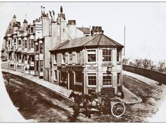 The Belle Vue pub