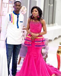 African Traditional Wear, African Traditional Wedding Dress, Pedi Traditional Attire, African Patterns, Africa Dress, Wedding Planning, Wedding Ideas, African Print Fashion, Weeding