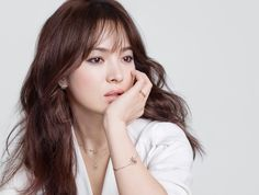 Song Hye-kyo with the ultimate beauty