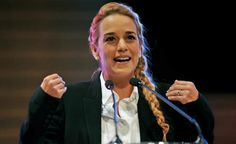 """¡Agradecida! Lilian Tintori agradeció a Mariano Rajoy """"Por escuchar la voz del pueblo venezolano"""". http://urlcloud.us/cwSTHc"""