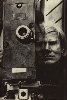 Andy Warhol the artist responsible for the visual art movement known as pop art. Andy Warhol Portraits, Minimal Photography, Found Art, Arte Pop, Process Art, Creative Portraits, Tag Art, Art World, Great Artists