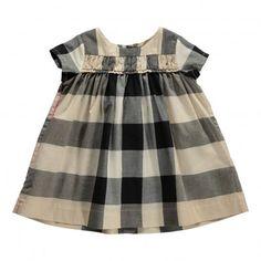 40096e4de20b0 Retrouvez les plus belles pièces Burberry pour bébés