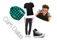 #camdallasboo by ethan-s-queen on Polyvore featuring polyvore J Brand J.Crew R13 Converse men's fashion menswear clothing