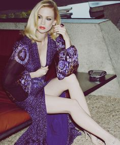 January Jones. This can be worn by all 3 types of winter