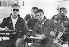 Top Gun's Goose and Maverick.