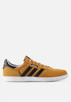 best loved 5df88 5d00e Inspired by archive adidas soccer cleats, this authentic skate shoe is  crafted for everyday wear