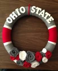 Image result for diy college wreaths