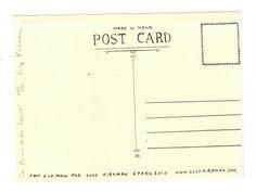 #illustration #postcard #design
