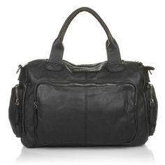 Liebeskind – Laptop2 Vintage Black - Liebeskind Laptop2 Vintage Black Handtaschen