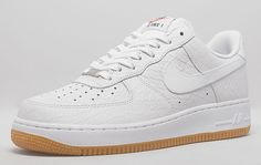 "Nike Air Force 1 Low ""White Croc   Gum"" Air Force 1 26ce7dab2"