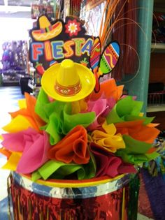 Cool Fun Cinco De Mayo Centerpieces Handcrafted By Bies