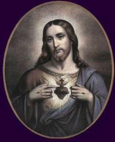 Sagrado Corazón de Jesus. Darnos la PAZ🌏