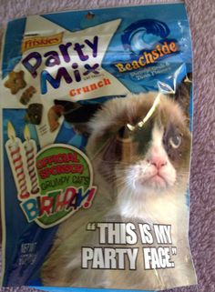 Grumpy Cat- posted by Candice Marie