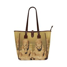 Temple of Sun Classic Tote Bag. FREE Shipping. #artsadd #bags #egypt