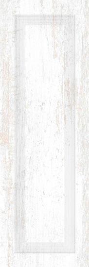 EVIA: Sikyon Blanco - 25x75cm.   Wall Tiles - White Body   VIVES Azulejos y Gres S.A.