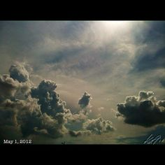 NAIA上空 #sky #cloud #hot #summer #sun #philippines #フィリピン #空 #雲