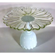 Repurposed Cake Stand VIII now featured on Fab.
