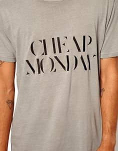 Image 3 of Cheap Monday Tor T-Shirt