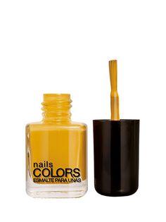 Esmalte Colors Mustard