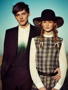 Country Strong: Refined Workwear for Spring | TeenVogue.com