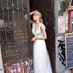 creations 2020 Girls Dresses, Flower Girl Dresses, Wedding Dresses, Flowers, Collection, Fashion, Dresses Of Girls, Bride Dresses, Moda