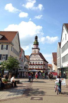 Kirchheim unter Teck - Bader/Bauder/Border family