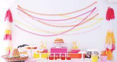 Fiesta Guest Dessert Feature | Amy Atlas Events