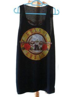 Guns N' Roses tank top Guns N' Roses shirt Guns N' by 4Seasonshop, $14.00