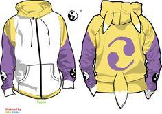 Renamon Digimon Fleece Cosplay Hoodie by WeeabooWarehouse on Etsy, $90.00