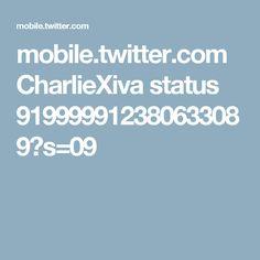 mobile.twitter.com CharlieXiva status 919999912380633089?s=09