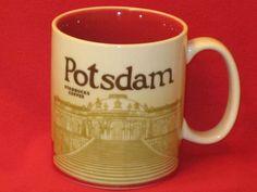 Starbucks City Mug - POTSDAM GERMANY DEUTSCHLAND