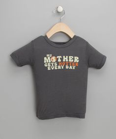 all my mommy friends out there should buy this for their lil cuties cos you know it's true!! :)
