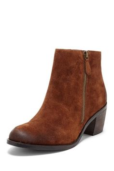 Perfect - Suede ankle boot