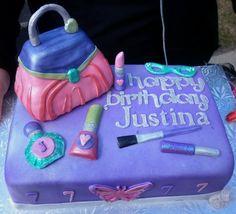 Girls cake idea