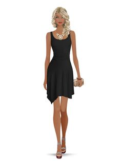 Styled with: Madison Harding, Twenty, Kotur, Isharya   Create your own look with Covet Fashion